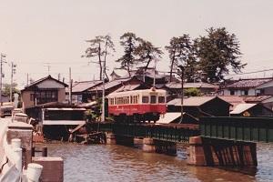 昭和57年大野川橋梁2
