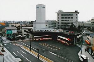 1995年ごろ野町駅